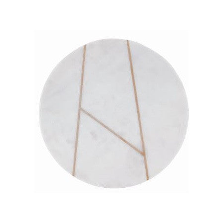 Marble Plate - Round