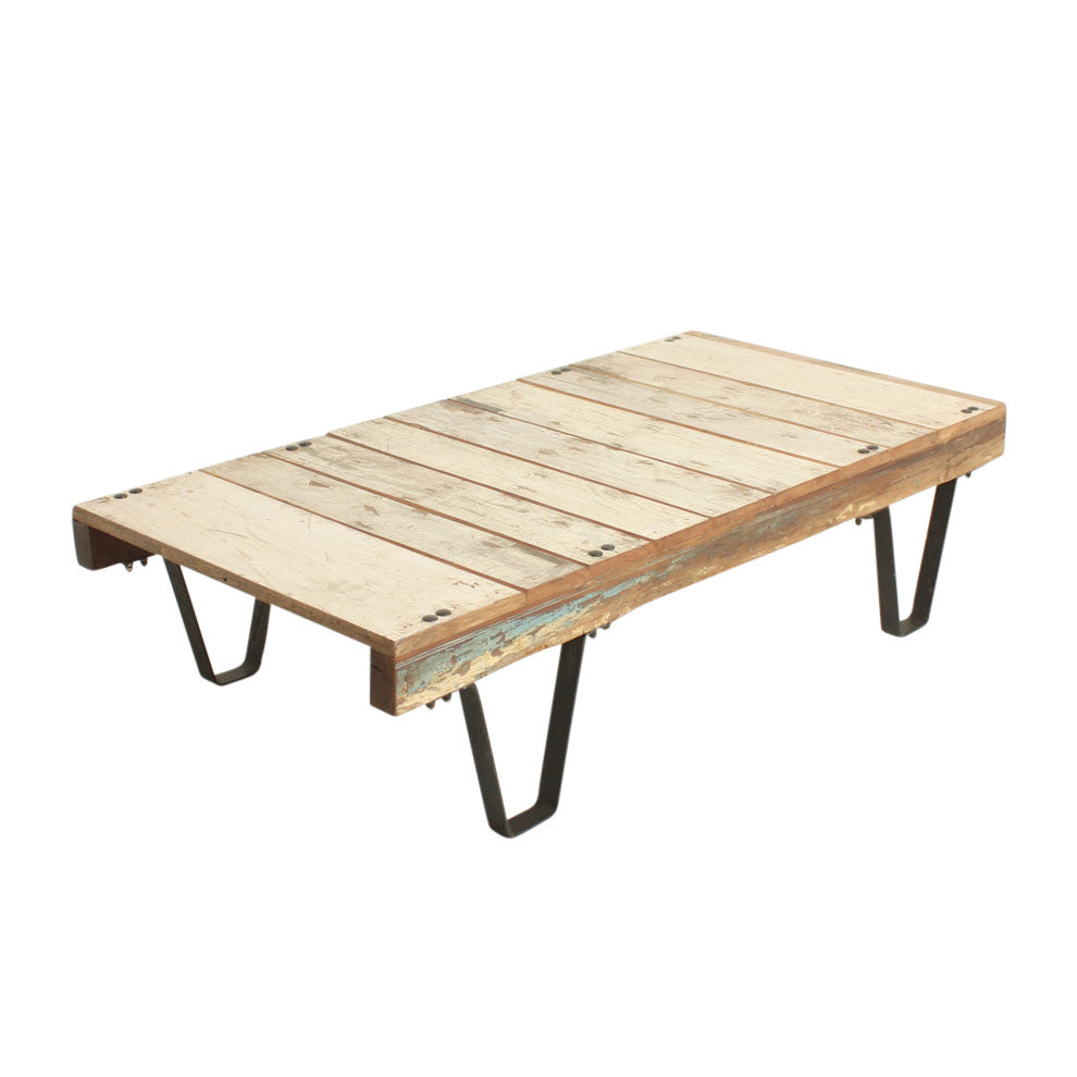 Coffee Table - Pallet - White
