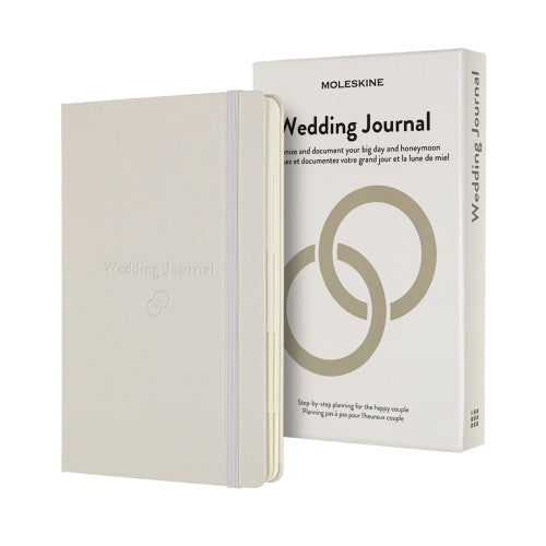 Wedding Journal - Moleskine