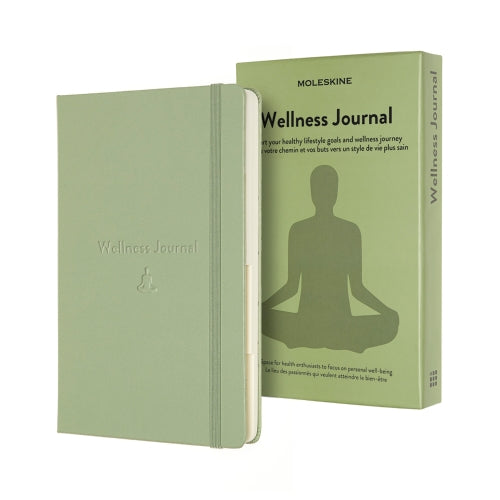 Wellness Journal - Moleskine
