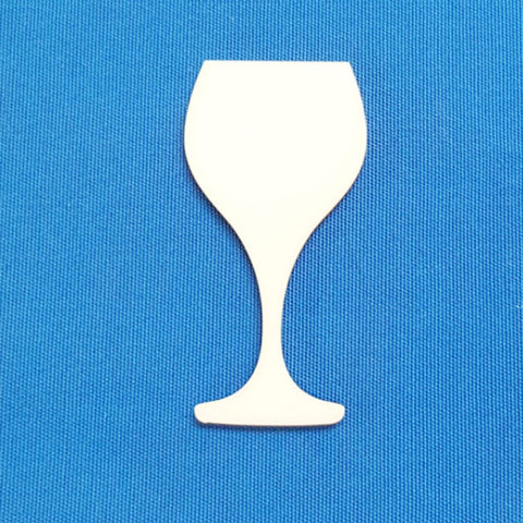 Acrylic Magnets Wine Glass (Package.Price)