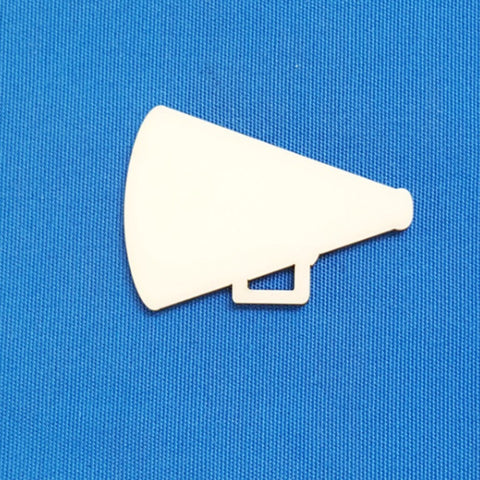 Acrylic Magnets Megaphone (Package.Price)