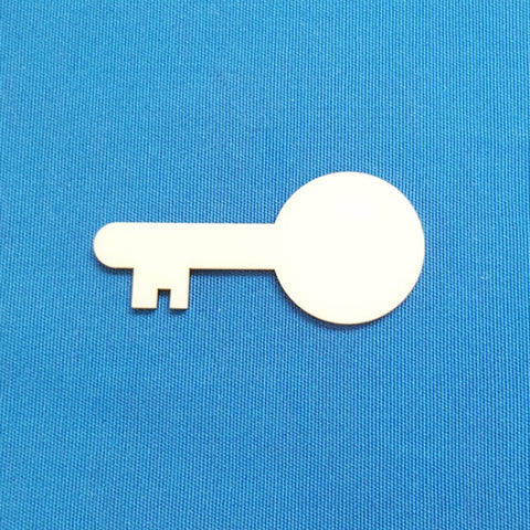 Acrylic Magnets Key (Package.Price)