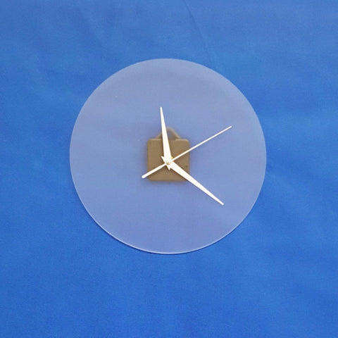 Acrylic Circle Clock (Unit.Price)