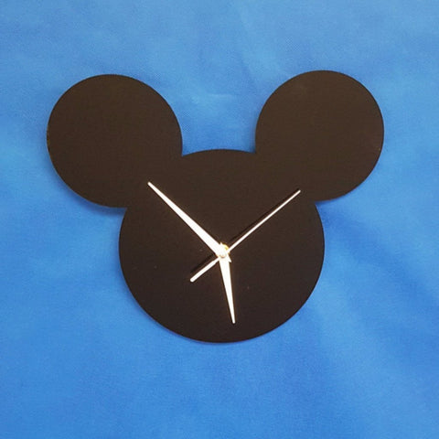 Acrylic Mickey Mouse Clock (Unit.Price)
