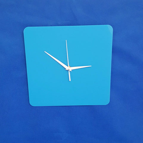 Acrylic Square Clock  (Unit.Price)