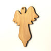UV Printing Wood Christmas Ornaments Angel Daniel