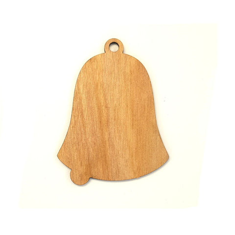 Wood Christmas Ornaments Bell (Package.Price)