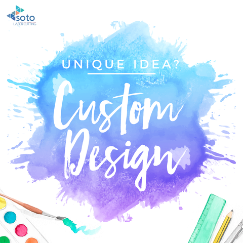 Acrylic Custom Design (Package.Price)