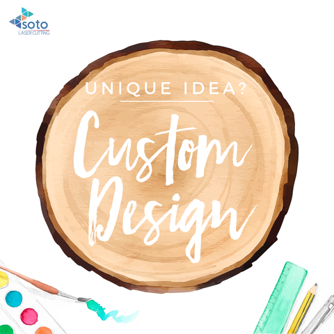 Wood Custom Design (Package.Price)