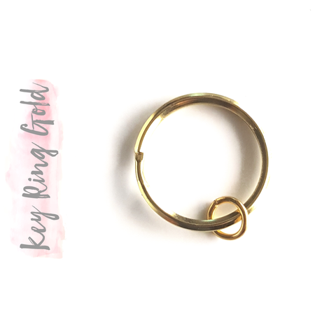 Key Ring Gold (Package.Price)