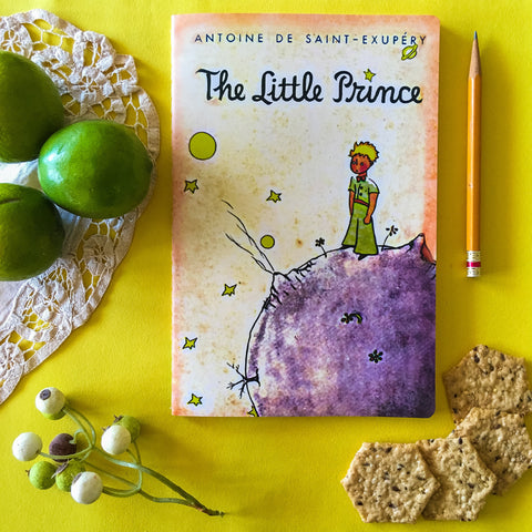 Little Prince - Large Journal Notebook