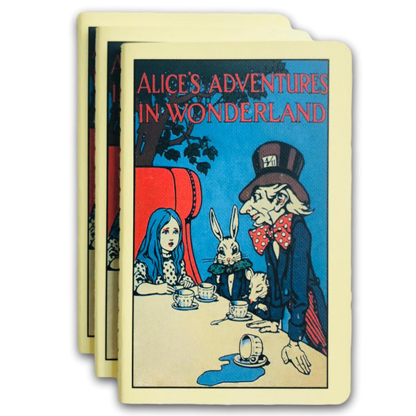 Alice in Wonderland 3-pack