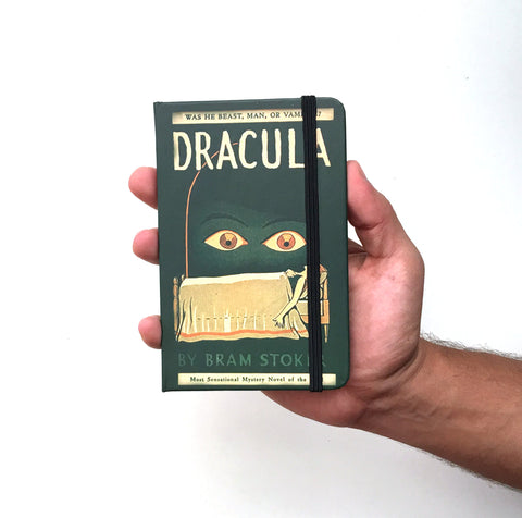 Dracula - Hardcover Journal
