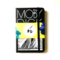 Moby Dick - Hardcover Journal