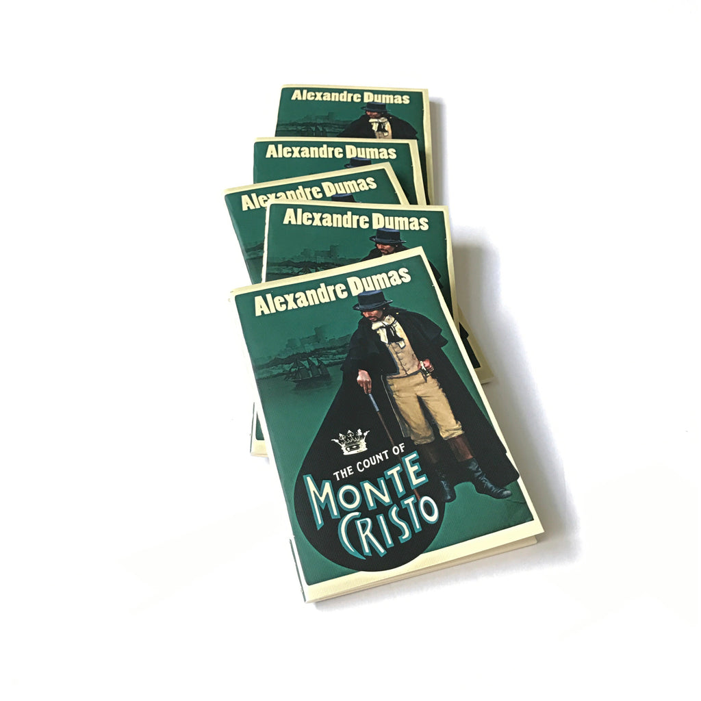 Count of monte cristo 3 pack