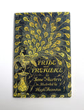 pride and prejudice large journal notebook front cover