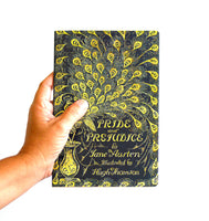 pride and prejudice large journal notebook in hand from manuscript