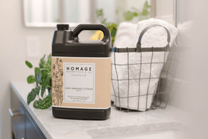 The non-toxic cleaner every household needs!