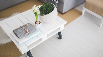 3 Steps to Spring Cleaning Your Living Areas