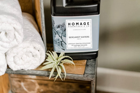 Non toxic cleaning products - homageco.com