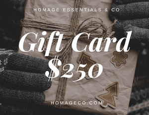 Gift Card - Homage Essentials & Co