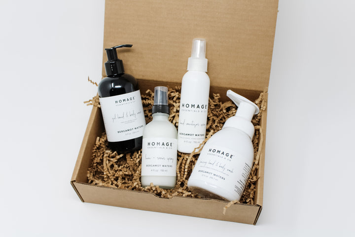 Homebody Gift Box - Homage Essentials & Co