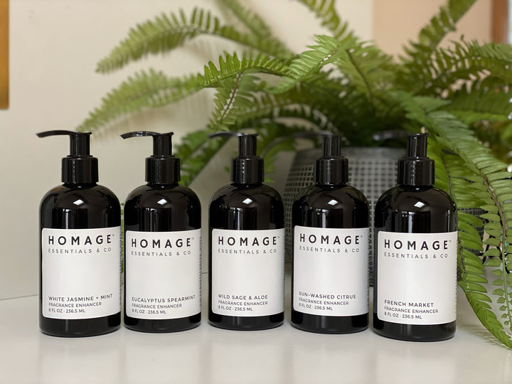 *Limited Edition* Fragrance Enhancer Set - Homage Essentials & Co