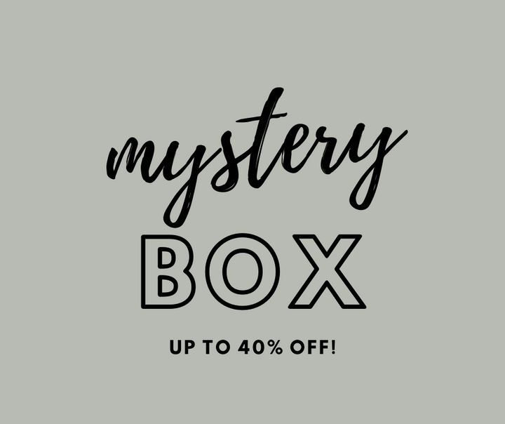 Mystery Box - Homage Essentials & Co