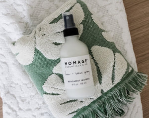 Linen + Room Spray 4 oz - Homage Essentials & Co