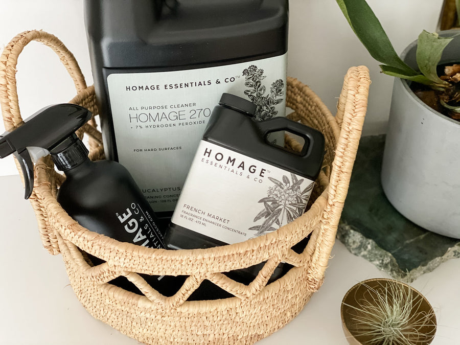 Fragrance Enhancer Concentrate (Various Scents & Sizes) - Homage Essentials & Co