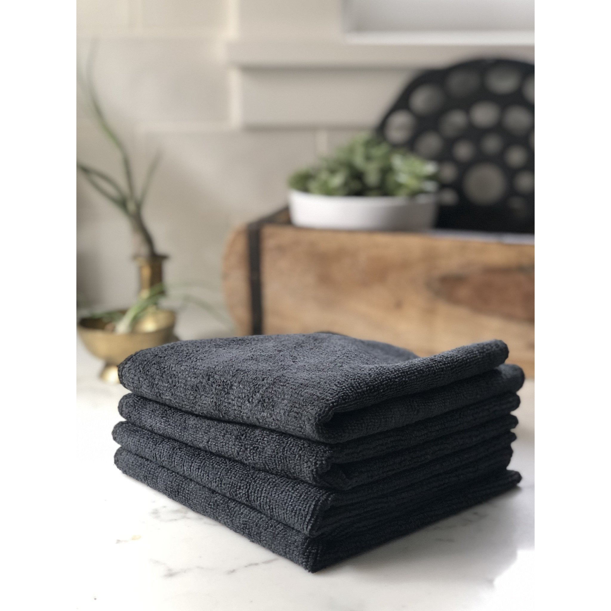 Microfiber Cloths - Professional Grade - Homage Essentials & Co