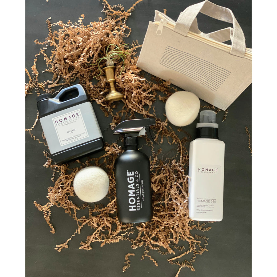 Homage To Home Quarterly Subscription Box - Homage Essentials & Co
