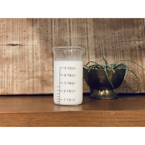 Dual Spout Measuring Glass - Homage Essentials & Co