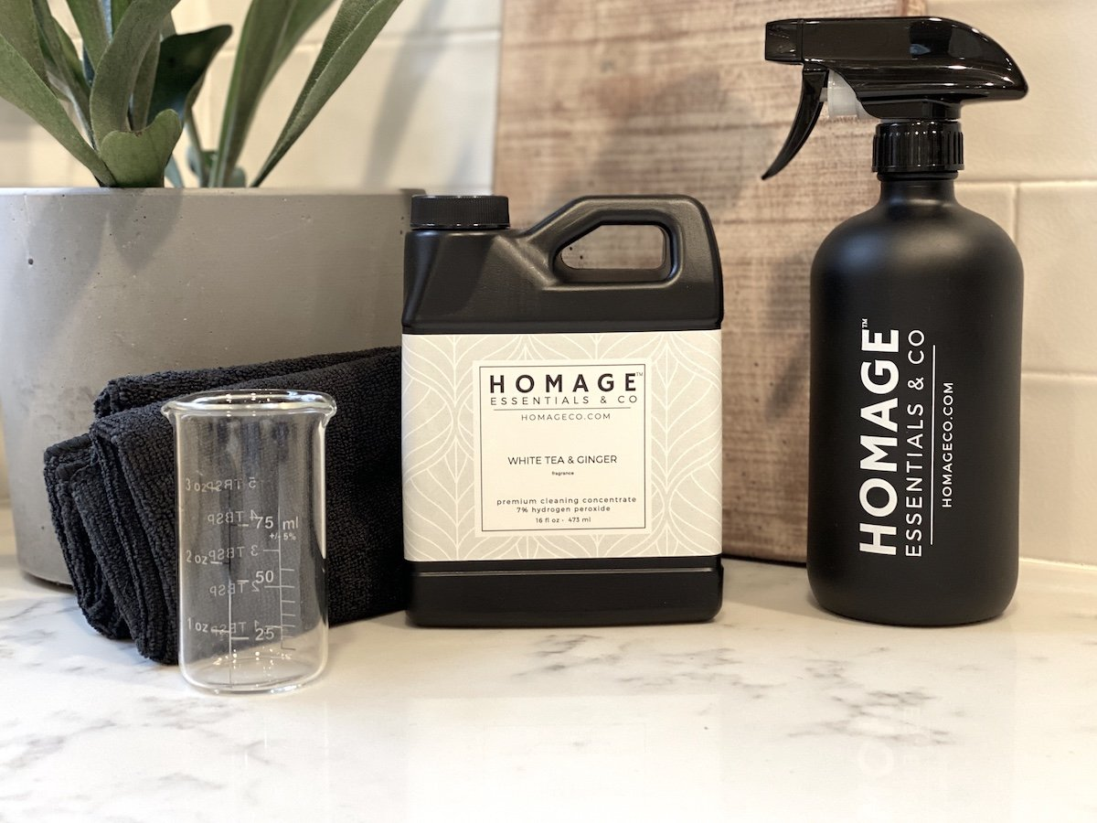 Cleaning Concentrate Bundle I - Homage Essentials & Co