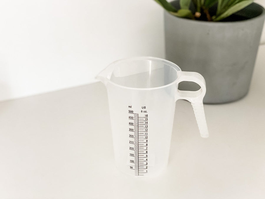 Measure & Mix Pitcher 16 oz / 500 ml - Homage Essentials & Co