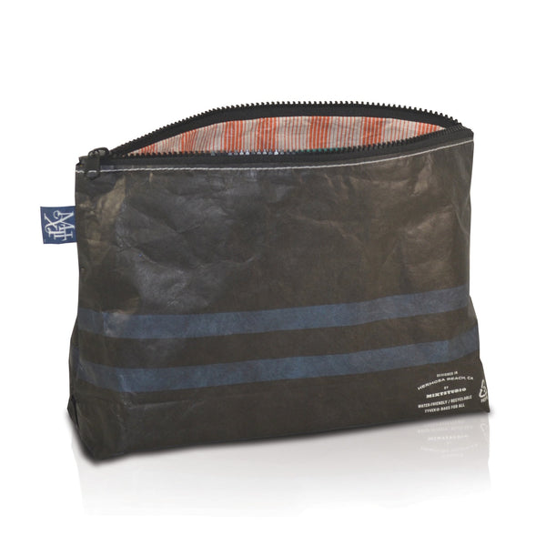 Strand Strip Reversible Pouch