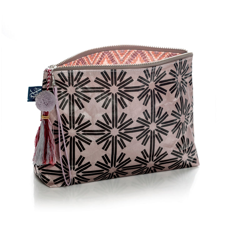 Tonga Metallic Reversible Pouch - Homage Essentials & Co