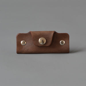 Dog Collar Mahogany