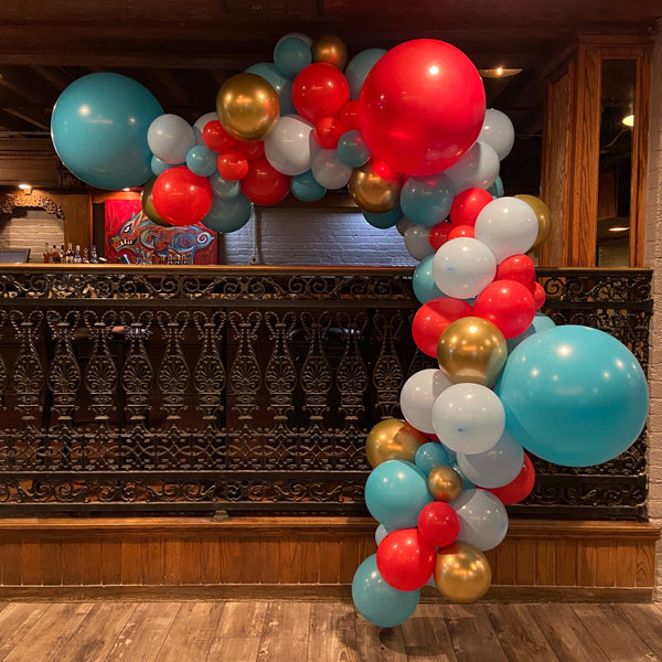 Collier & Associates Custom Balloon Garland