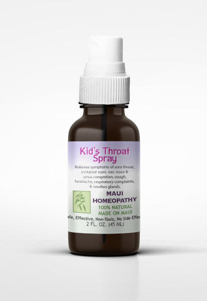 Kids Throat Spray
