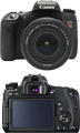 Canon EOS Rebel T6s Accessories