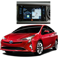 Toyota 2016 Prius (6.1 in) Accessories