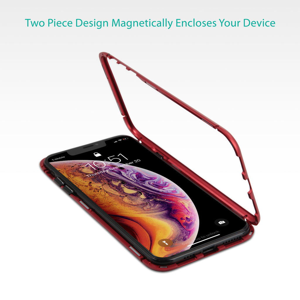 Quantum Glass Case - Apple iPhone XS Max Case
