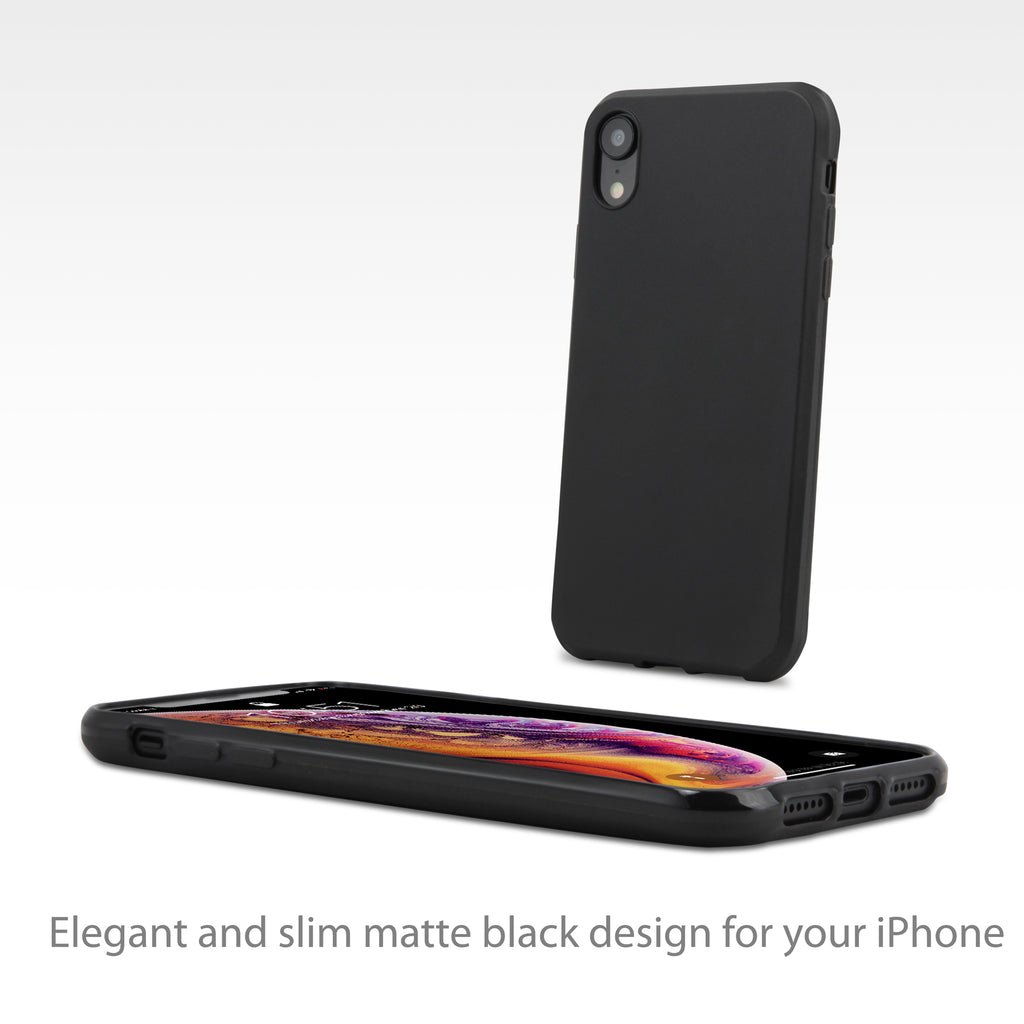 Blackout Case - Apple iPhone XR Case