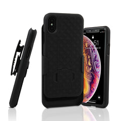 Dual+ Holster Case - Apple iPhone XS Holster