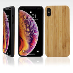 True Bamboo Minimus Case - Apple iPhone XS Max Case