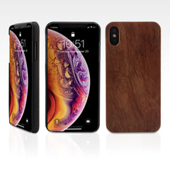 True Wood Minimus Case - Apple iPhone XS Max Case