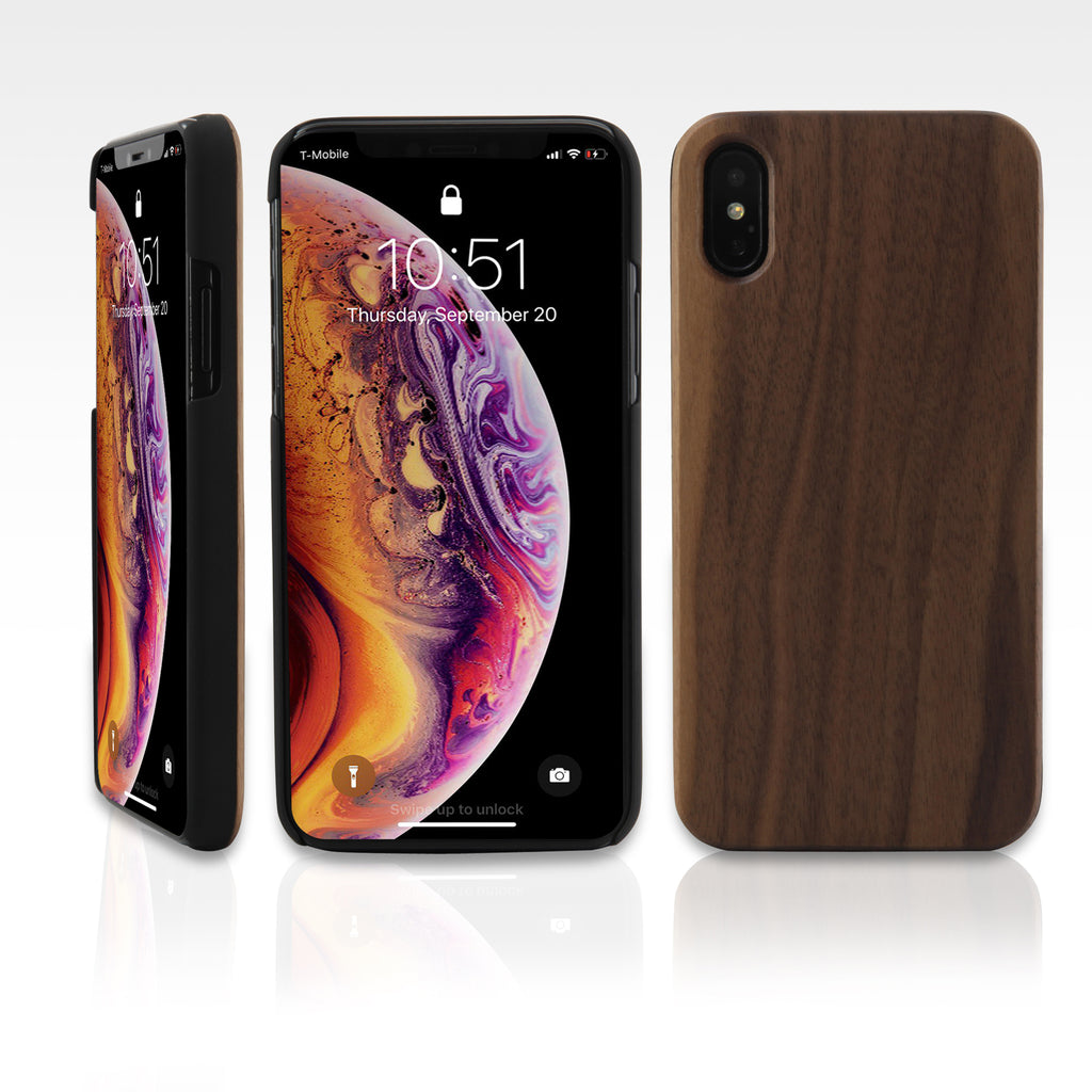 True Wood Minimus Apple iPhone XS Case
