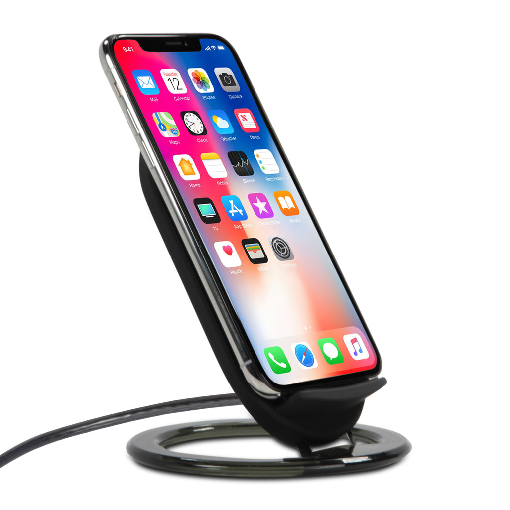 Samsung Galaxy S8 Plus Wireless QuickCharge Stand